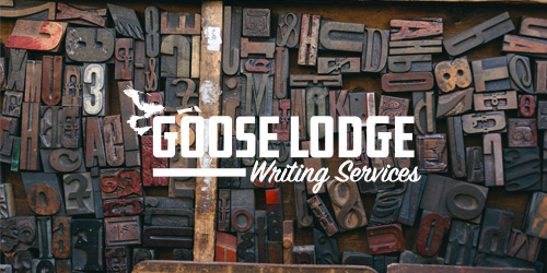 Goose Lodge Freelance Writing Services