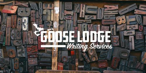Goose Lodge Freelance Writing Services